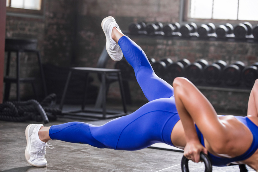 Karlie Kloss Adidas Alphaskin Tech Tights
