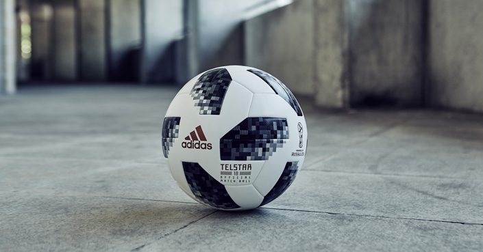 Adidas Telstar 18 - The World Cup Football 2018