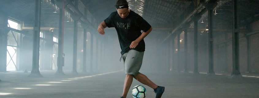 Nike 10R City Collection - Ronaldinho