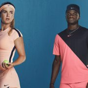 Nike goes Pink in Australian Open 2018