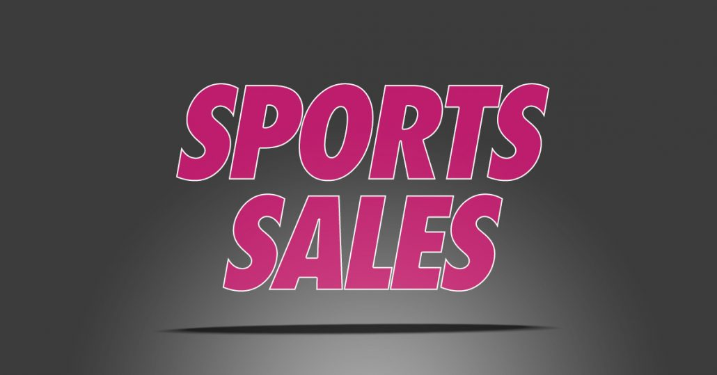 Sports Sales - The Best sales for Training, Football, Tennis, Golf, Running and Basketball