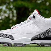Nike Air Jordan 3 Golf Shoes