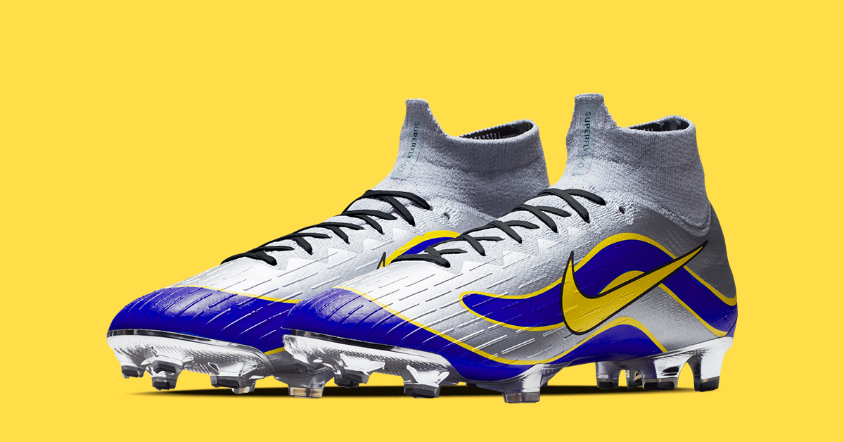 Nike Mercurial Superfly 6 iD Mercurial
