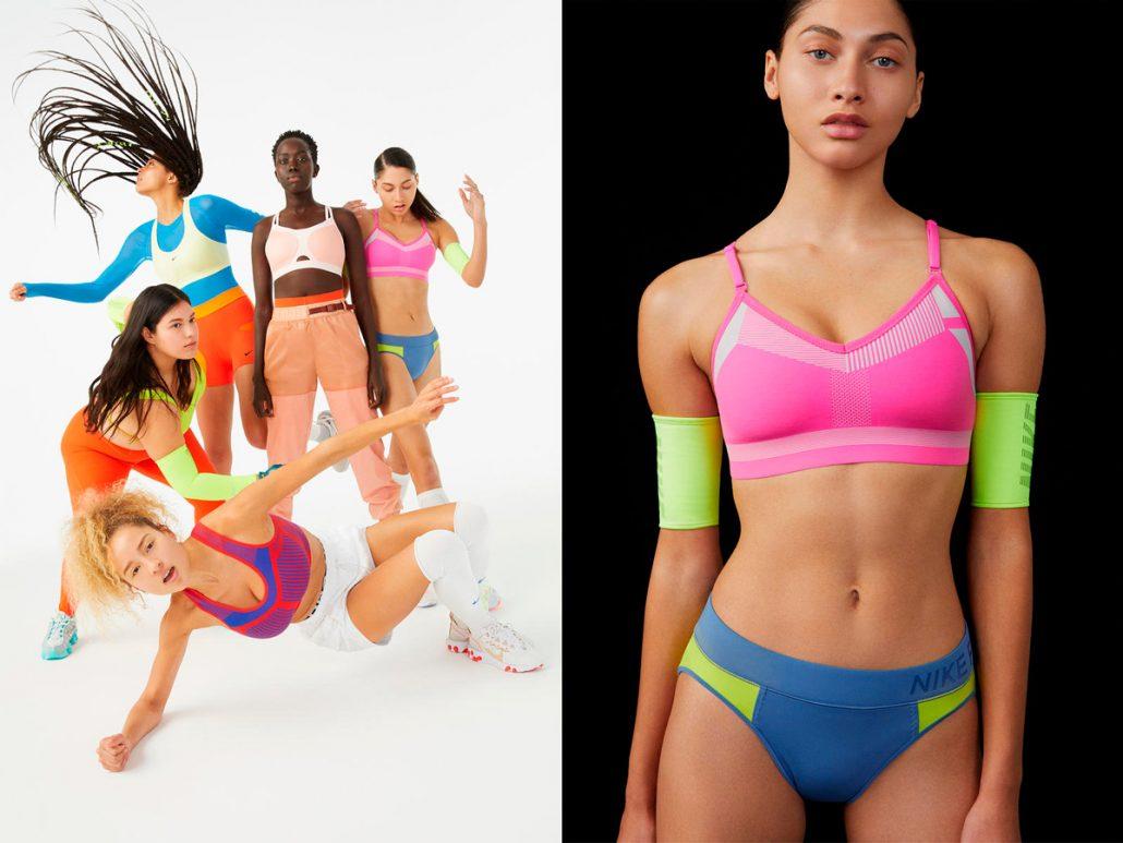 Nike Flyknit Sports Bras